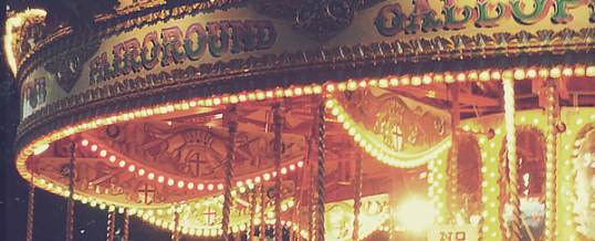 The Karmic Merry-Go-Round