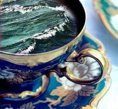 An Ocean in a Teacup