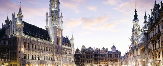 Taking the Meditation To Belgium & Norway
